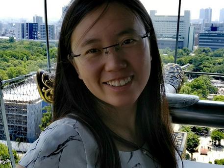 Woman of the Month November 2020: Wenjuan Yang