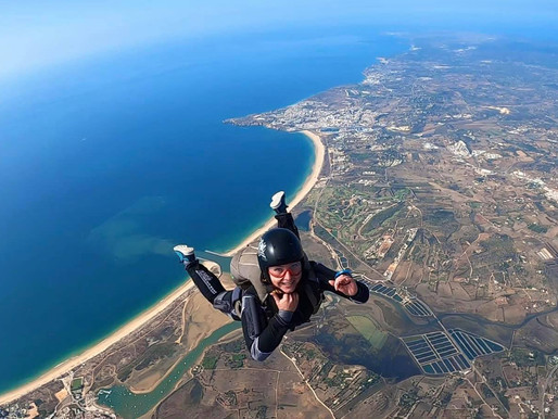 Discipline Education: So You Want to be a Skydiver?