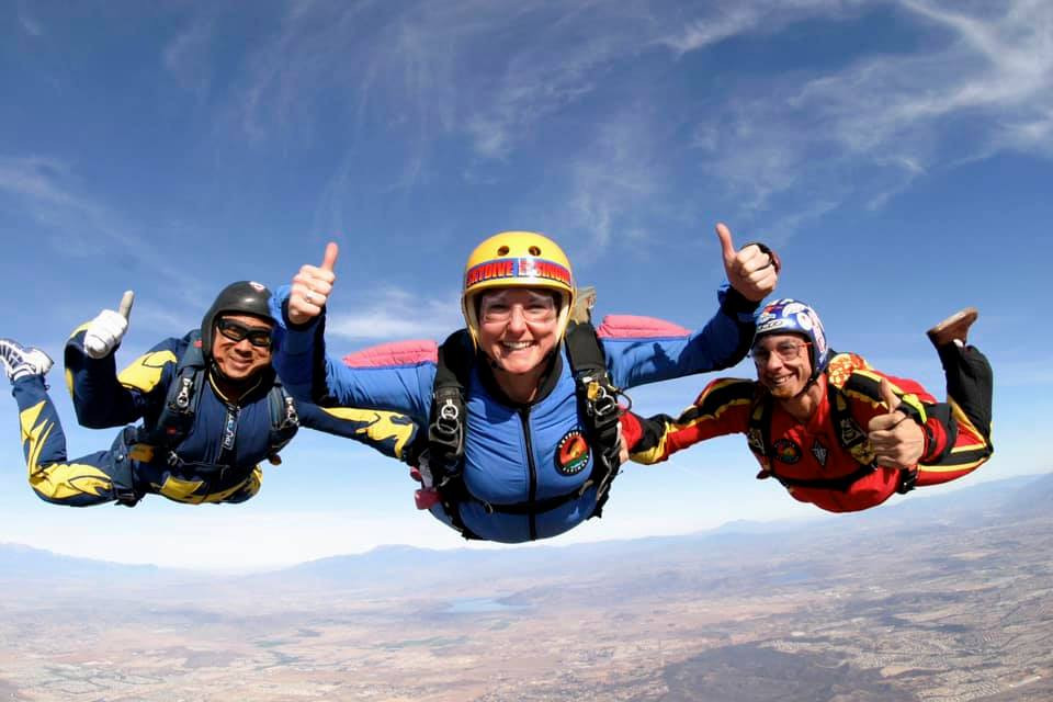 Photo By: Skydive Elsinore