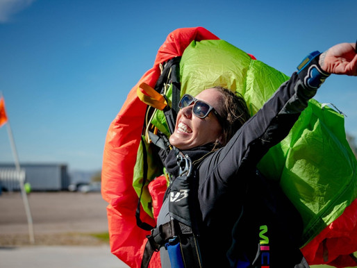 How to get into skydiving | Your first tandem and beyond