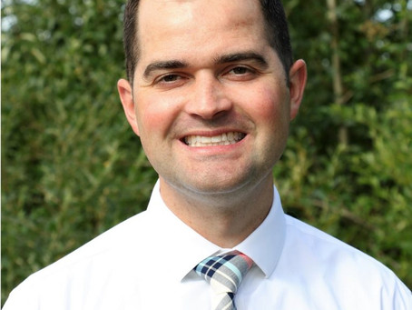 Welcome, Dr. James Stirland!