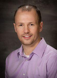 Meet Dr. Kent Marchant!