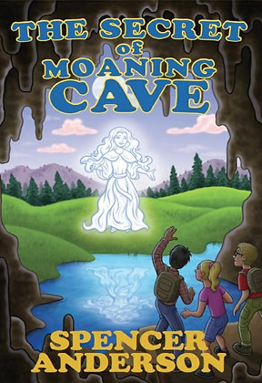 The Secret of Moaning Cave - Paperback
