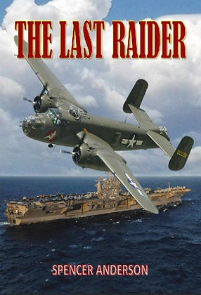 The Last Raider - Hardcover