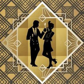 100 Jahre 1920er: Golden, rauschend und voll im Trend