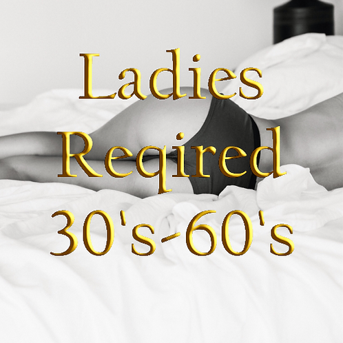 Ladies Required
