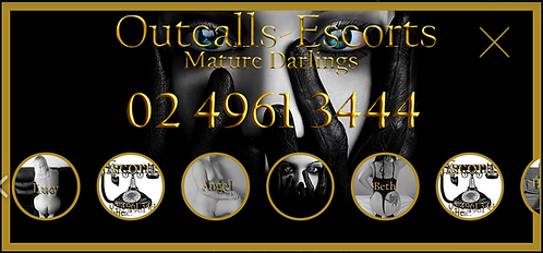 Outcalls/Escorts