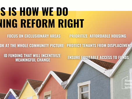 Groups Call for Proactive Guidance on Exclusionary Zoning Practices