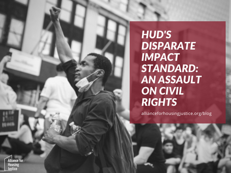 HUD's Disparate Impact Standard: An Assault on Civil Rights