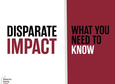 Understanding Disparate Impact