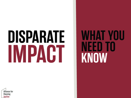 Understanding Disparate Impact