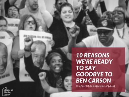 10 Reasons We're Ready to Say Goodbye to Ben Carson