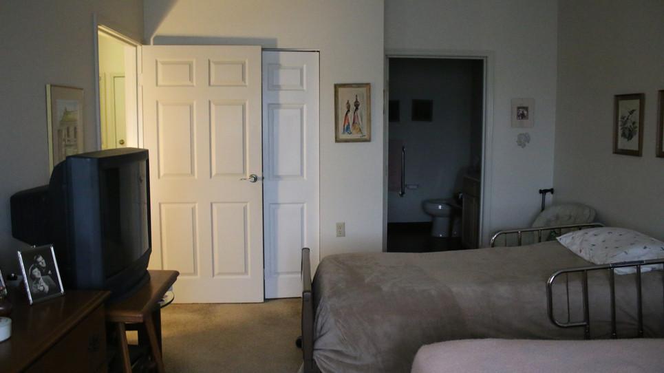 Grammy & Grampa's Bedroom