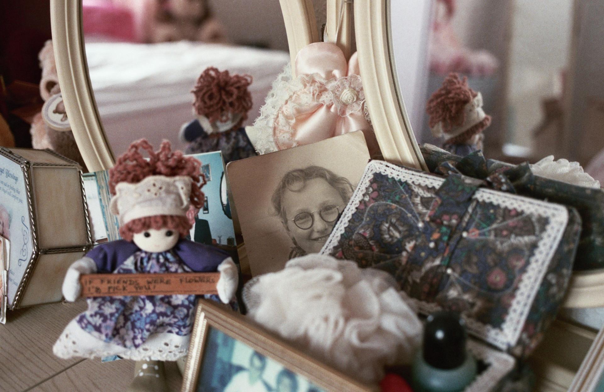 Audrey's Dresser