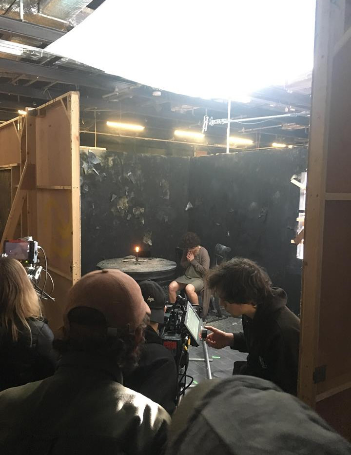 "BTS ""Virginia"" set"