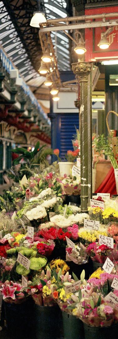 Leeds Market Flowers