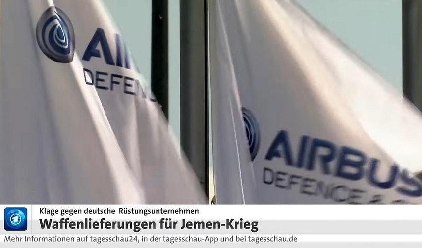Airbus Jemen Anklage Klage Dezember 2019 Klage Internationaler Gerichtshof Strafgerichtshof Den Haag