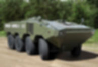 superav_8x8_amphibious_wheeled_armoured_