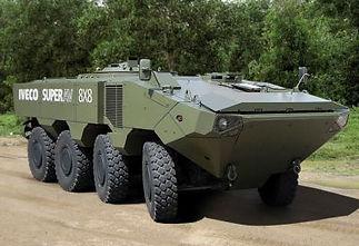 superav_8x8_amphibious_wheeled_armoured_