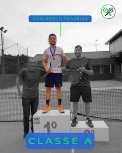Aluno da Er Esportes Paladino Gravataí campeão torneio de Tênis