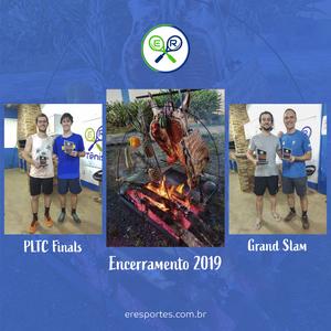 Alunos da Er Esportes nas finais dos torneios paladino tênis clube. Churrasco de encerramento do tênis de gravataí 2019