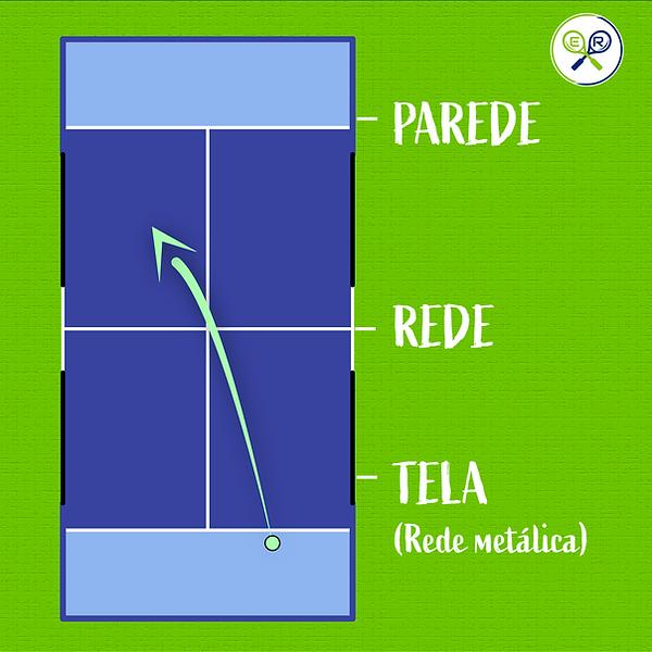 Quadra de Padel - Paddle