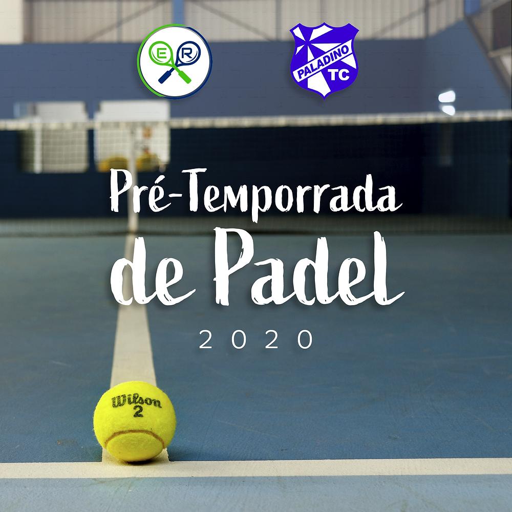 Evento de Padel no Paladino tênis Clube -  Gravataí