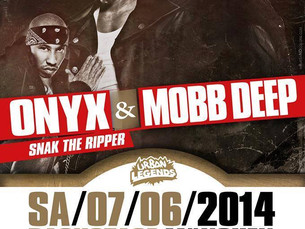 Onyx x Mobb Deep x Snak The Ripper