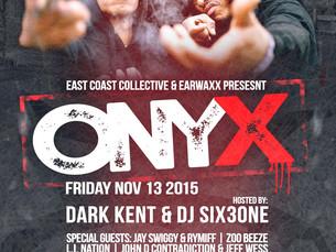 Onyx in NY