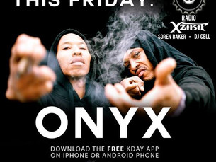 Onyx on Open Bar Radio