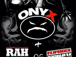 Onyx in South America