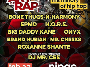 The Art Of Rap Festival