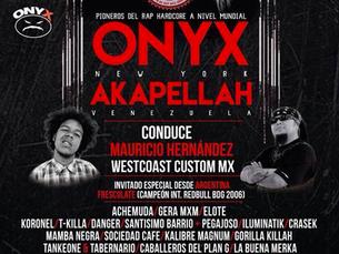 Onyx in Mexico