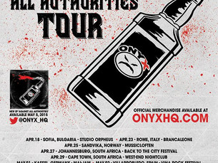 Against All Authorities Tour