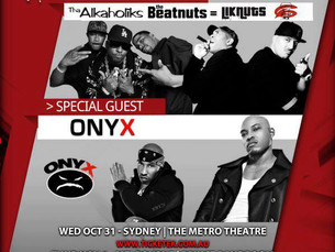 Onyx in Australia