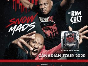 SNOWMADS CANADIAN TOUR