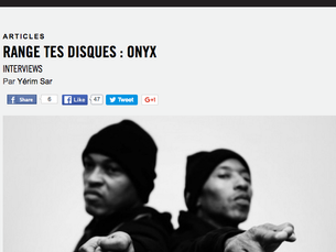 Onyx x Noisey (France)