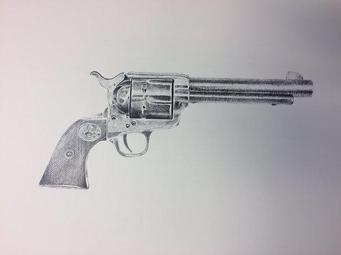 Historic Gun Print