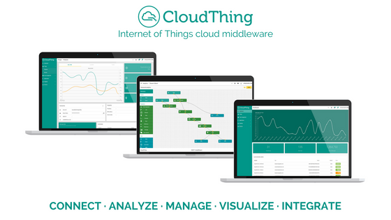 Getting started with SensiEDGE BLE & CloudThing Cloud Service