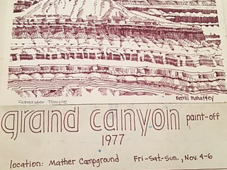 Painting the Canyon
