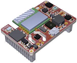 Sub Giga module with sensors