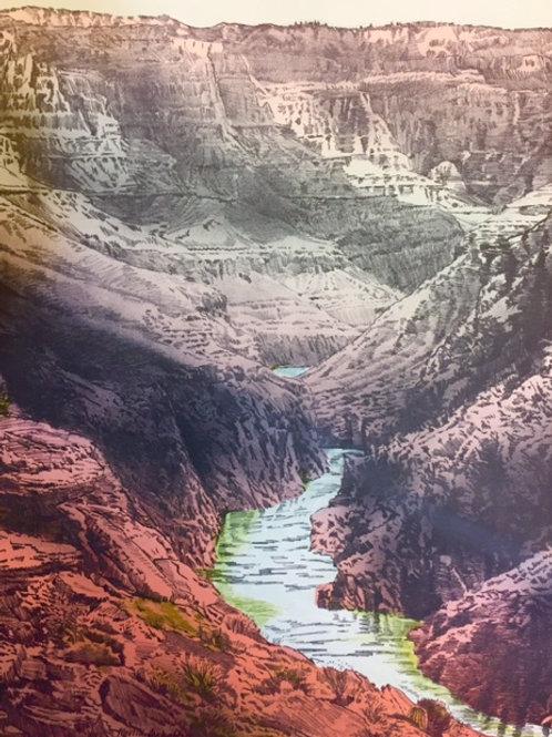 View from Deer Creek
