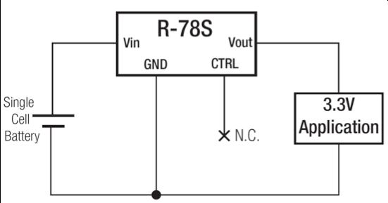 R-78S Block Diagram