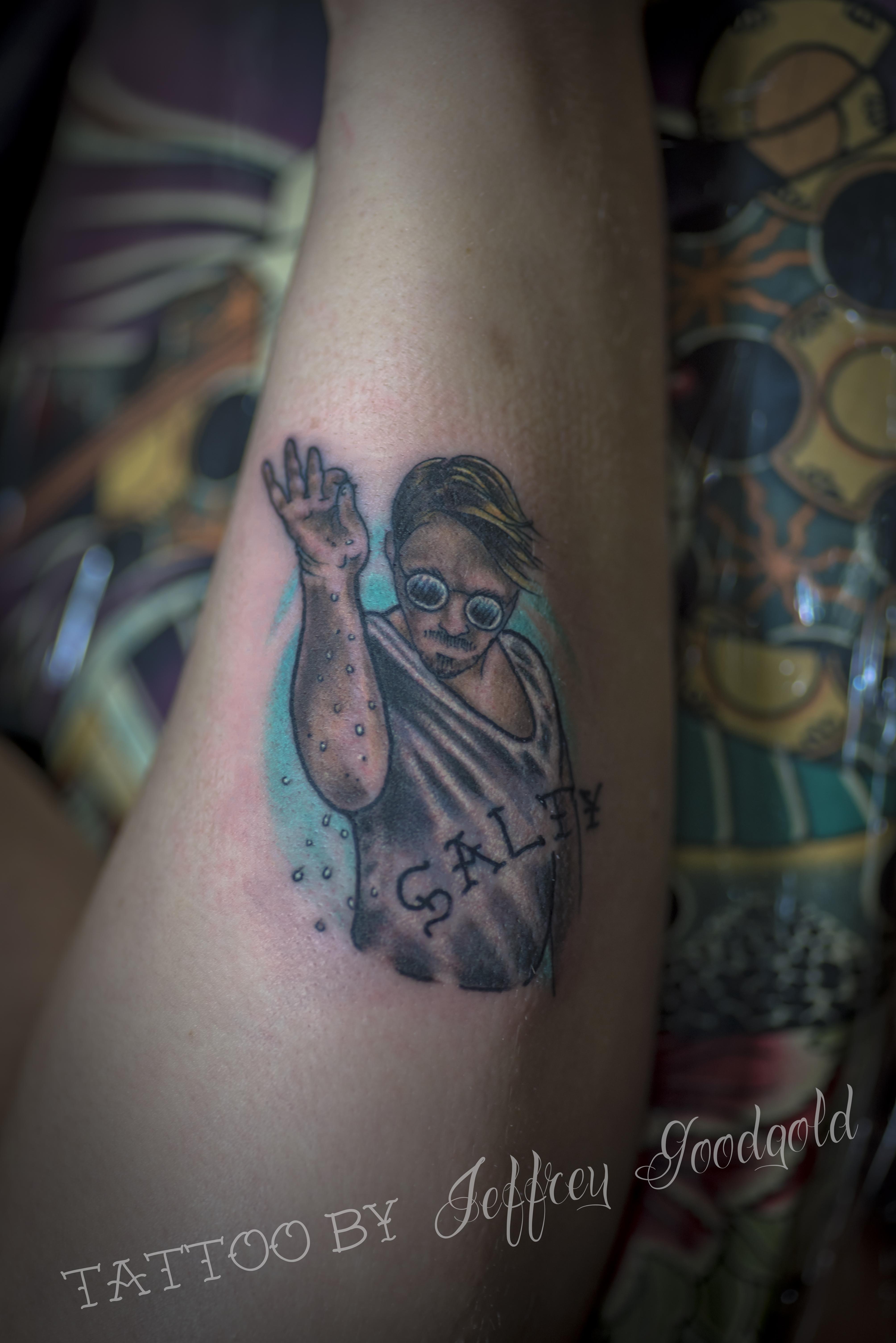 salt bae tattoo