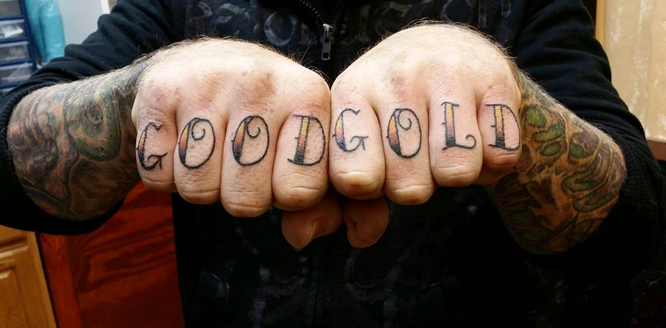 Goodgold tattoo