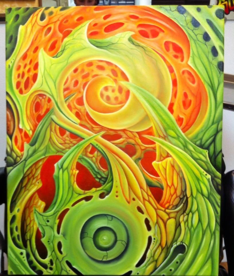 Bio Painting