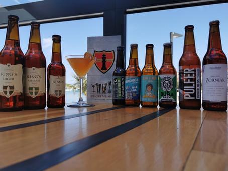 New Croatian Craft Beers on regular drink meni