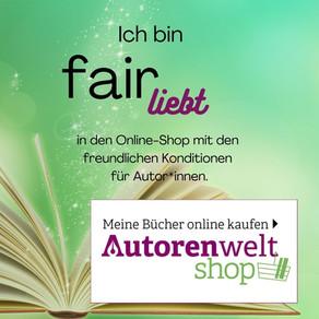 Autorenwelt-Shop. Der faire Online-Shop für Bücher