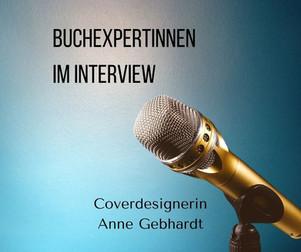 Interview mit Coverdesignerin Anne Gebhardt