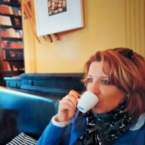 Kaffeepause mit Elisabetta Fortunato